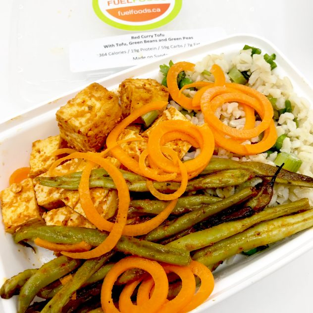Fuel Foods Meal Delivery