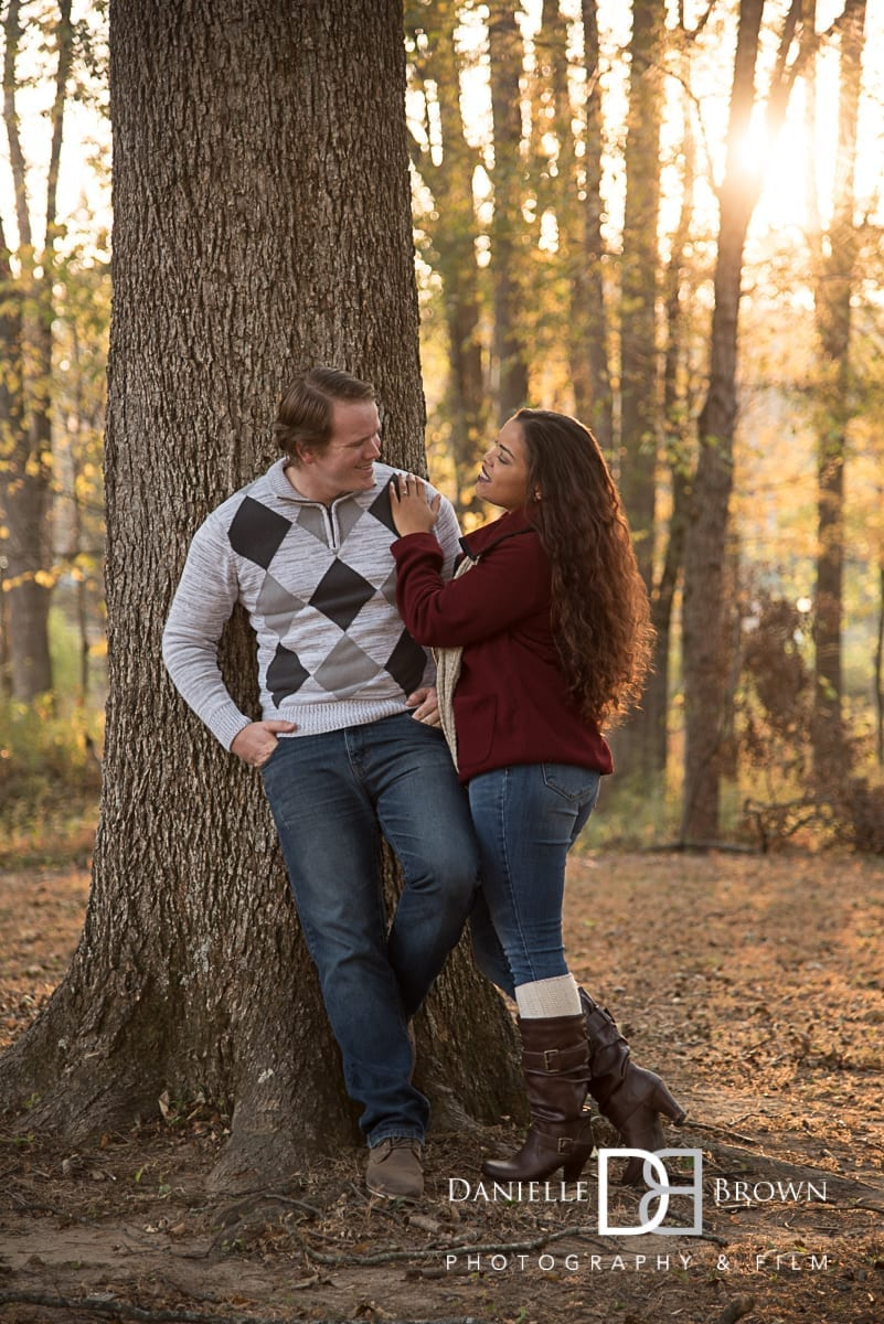 acworth engagement photos - atlanta wedding photographer