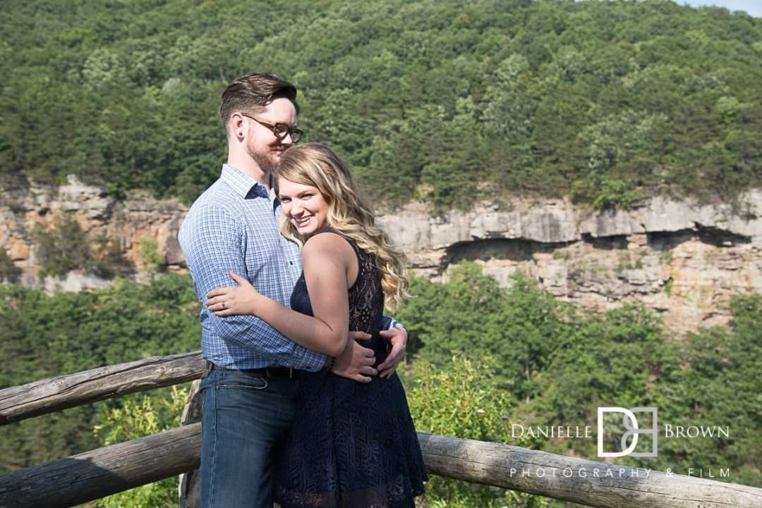 north ga engagement photo - atlanta wedding photographer
