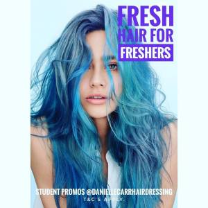 Students Freshers Hair