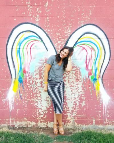danielle wings