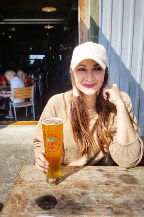 Buoy Beer astoria oregon coast - danielle comer blog