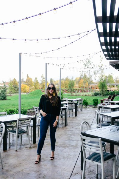 Line and Lure fall patio - Danielle Comer Blog