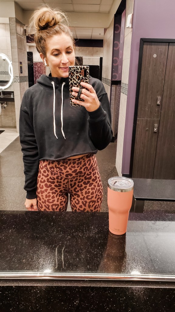 current target faves cropped hoodie - danielle comer blog