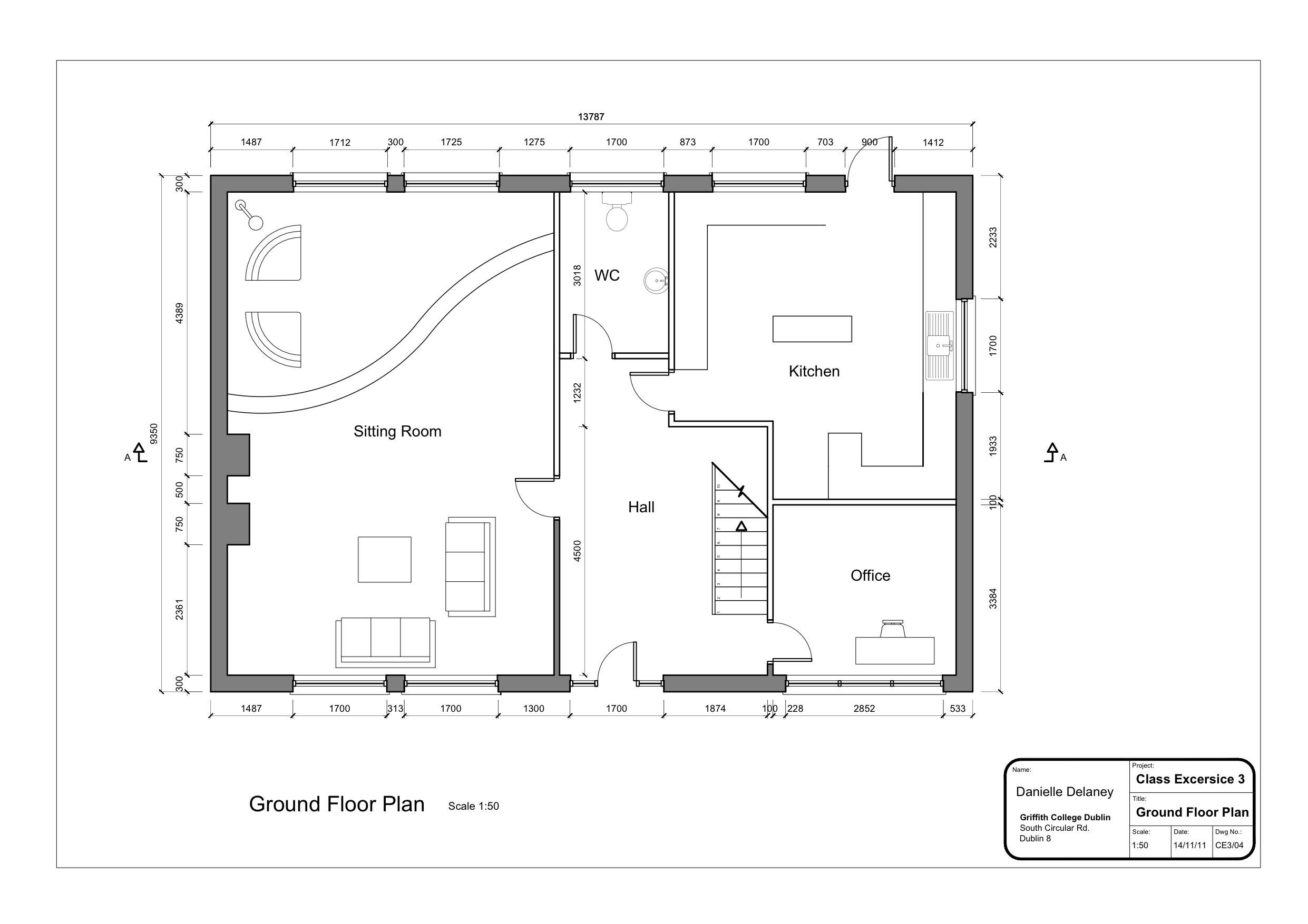 Drawing2 Layout2 Ground Floor Plan 2