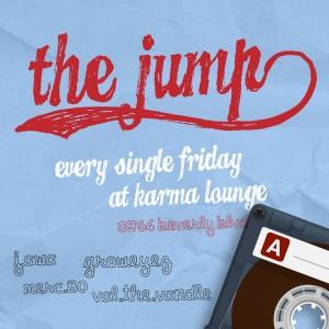 The Jump at Karma Lounge