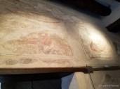 Frescoes in a brothel in Pompeii
