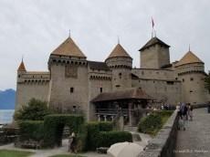 Château de Chillon.