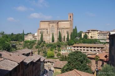Basilica of San Domenico, Siena
