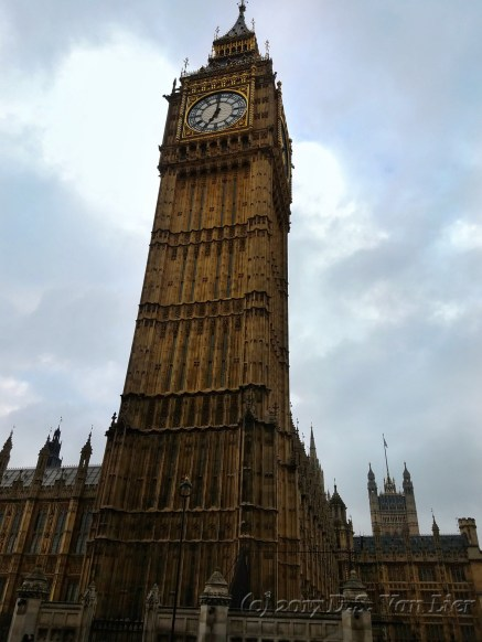Big Ben is technically the clock, not the tower...