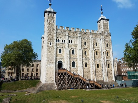 White Tower (the Tower of London keep)