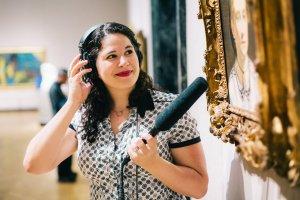Tamar Avishai of The Lonely Palette