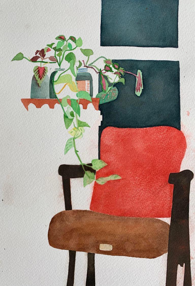 Chair by Bettina Burch