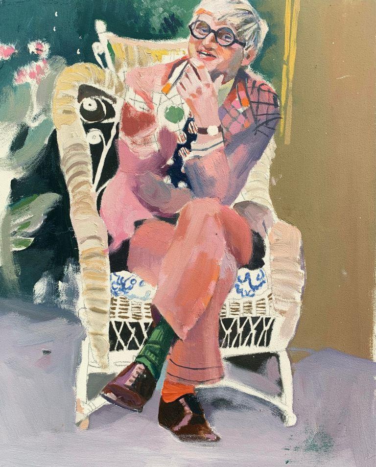 Hockney by Bettina Burch @BettinaBurch