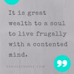 ancient roman philosopher money quote lucretius