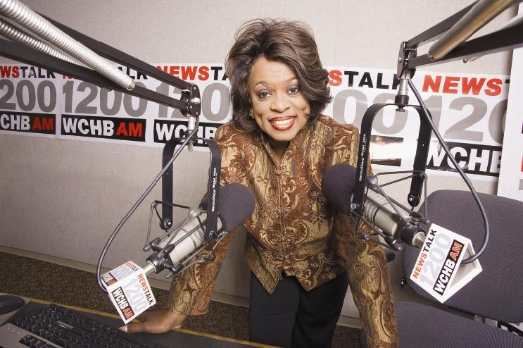 The Mildred Gaddis radio show and Truth and Reconciliation
