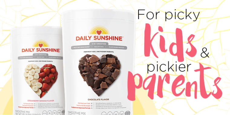 Daily Sunshine: A Healthy Nutritional Smoothie for Kids