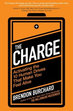 Brendon Burchard The Charge book