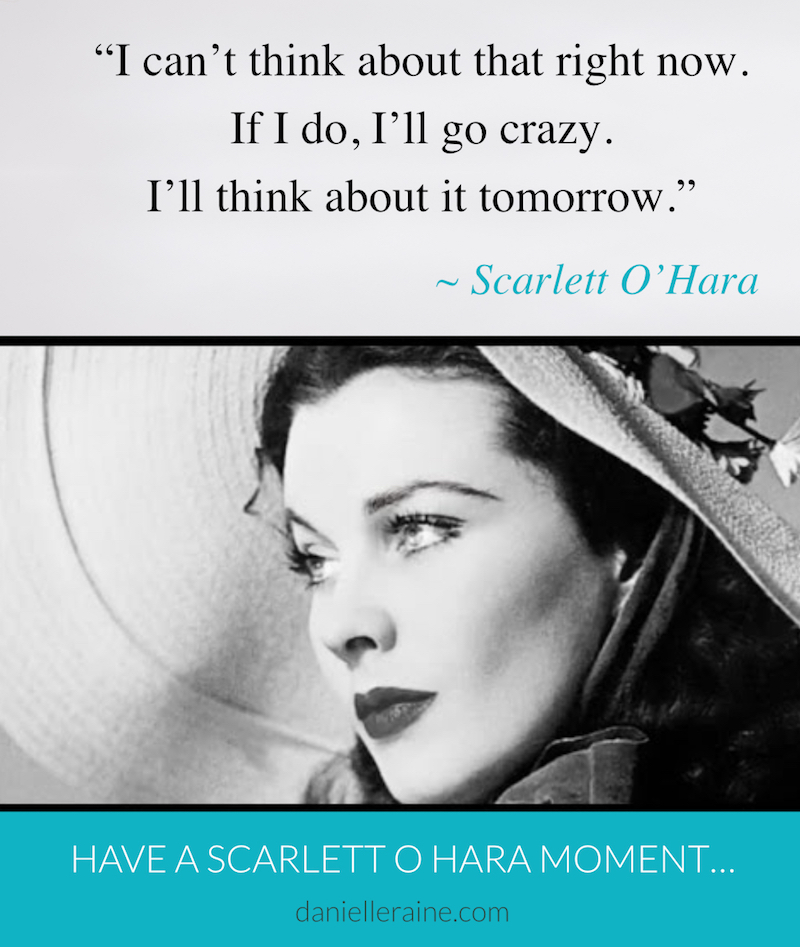 scarlett o hara i ll worry about that tomorrow quote