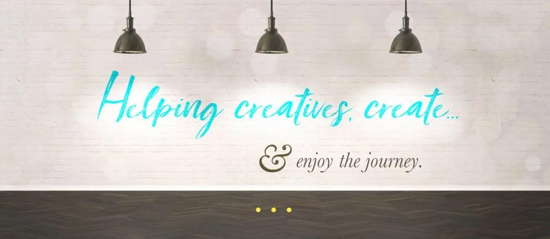 helping-creatives-create-enjoy-the-journey