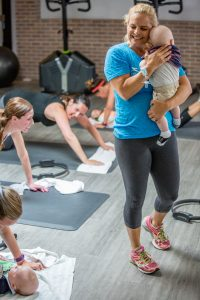 Post Natal Fitness Group Classes