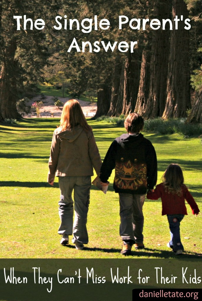 how to help the single parent