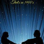 Is courting only for the 1920's