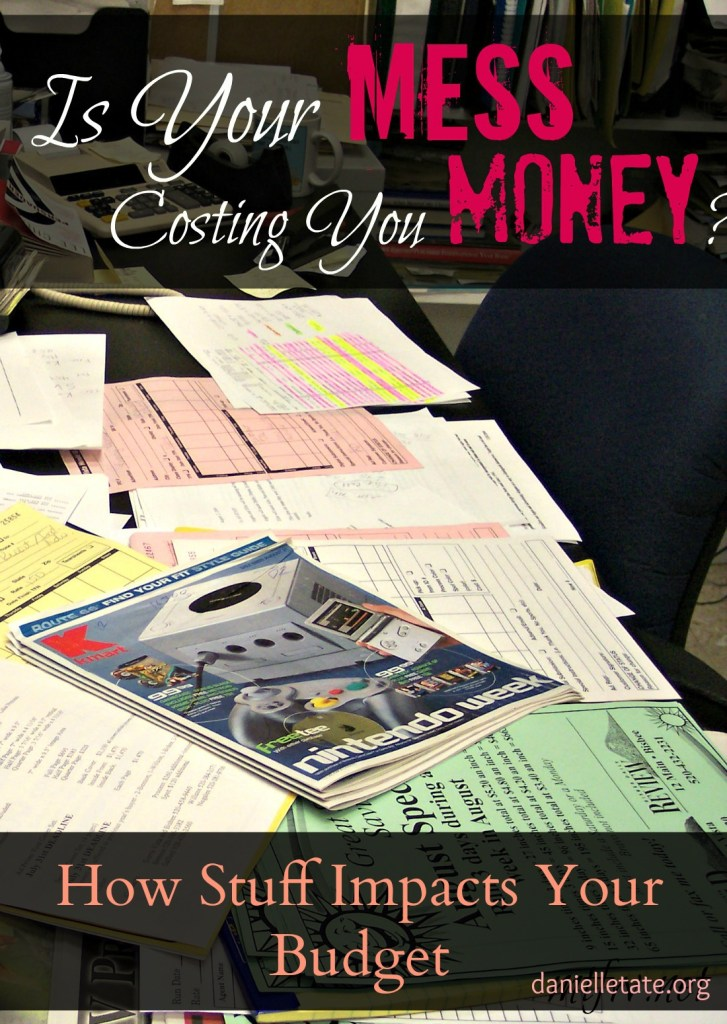 Clutter and money