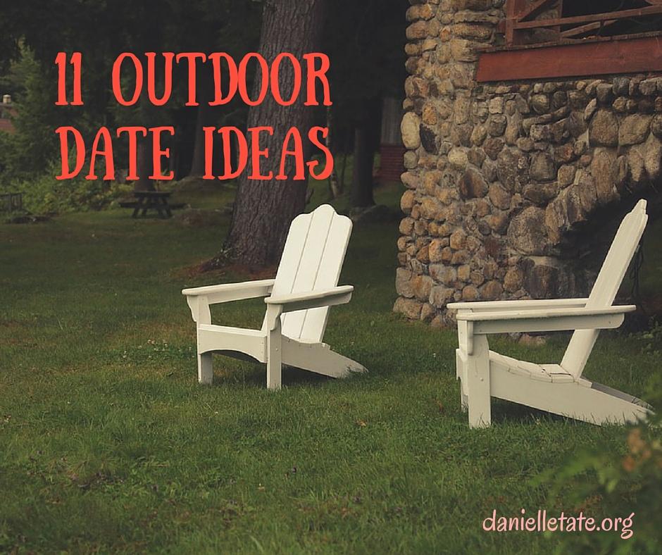 outdoor dates