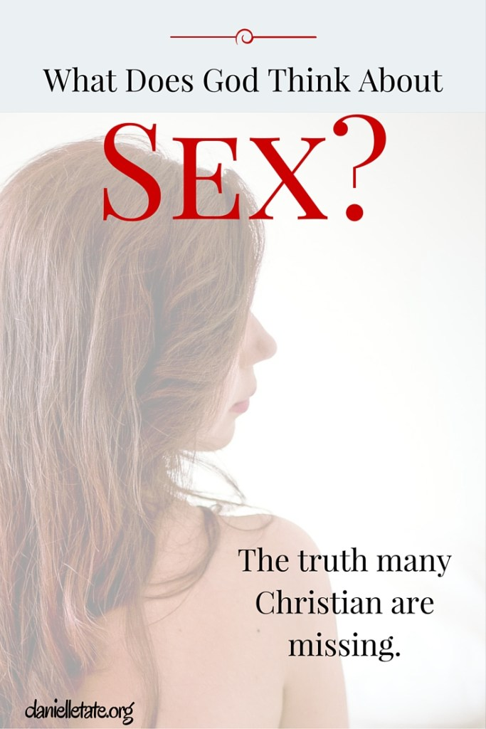 What Does God Think About Sex?