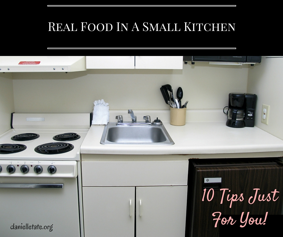 Preparing Traditional Foods In A Small Kitchen