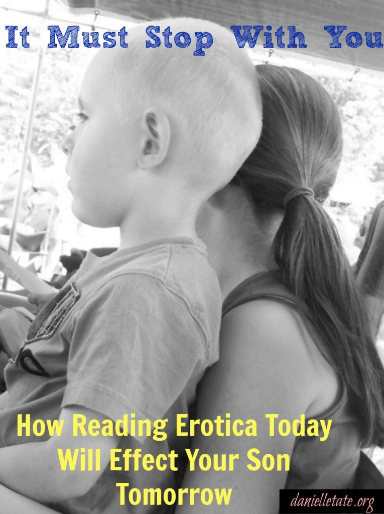 how erotica impacts our sons