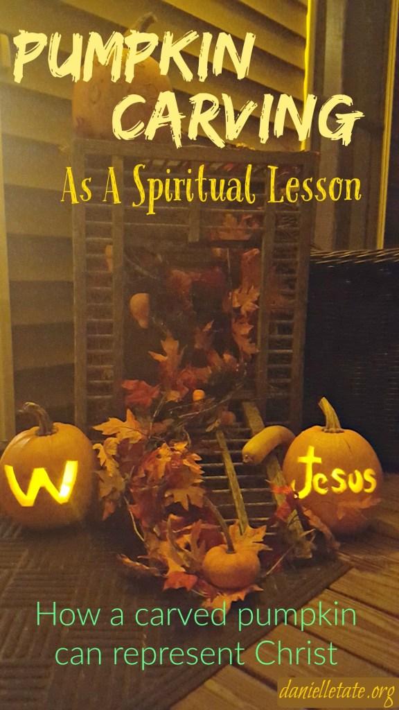 Pumpkin Carving As A Spiritual Lesson