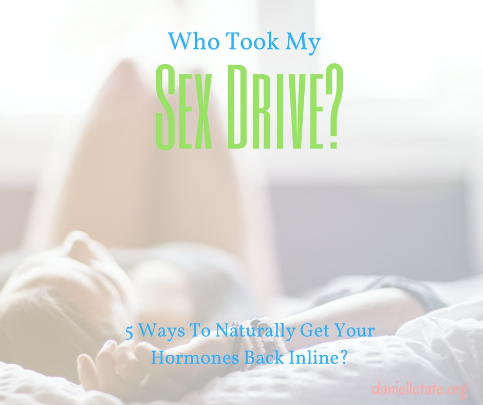 Affects hormones sex drive chocolate