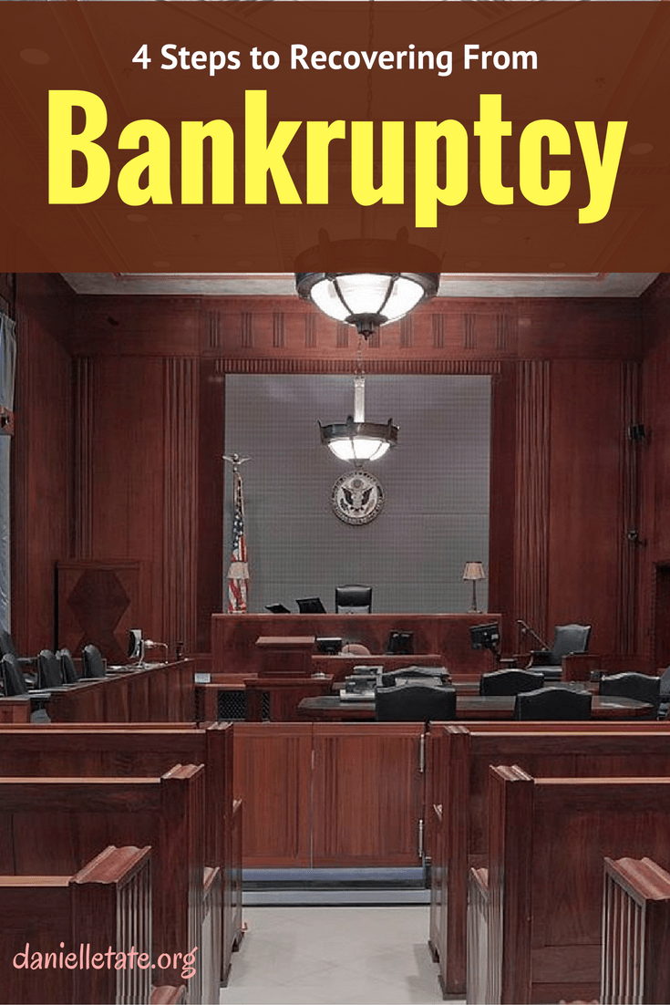 recovering from bankruptcy 2