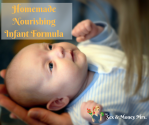Homemade Infant Formula