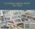 Are you wasting time clipping coupons?