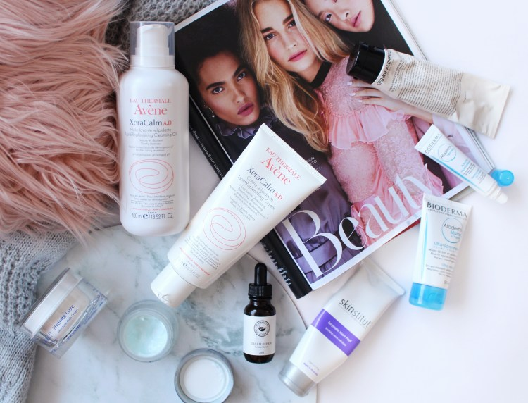 Winter skincare must haves