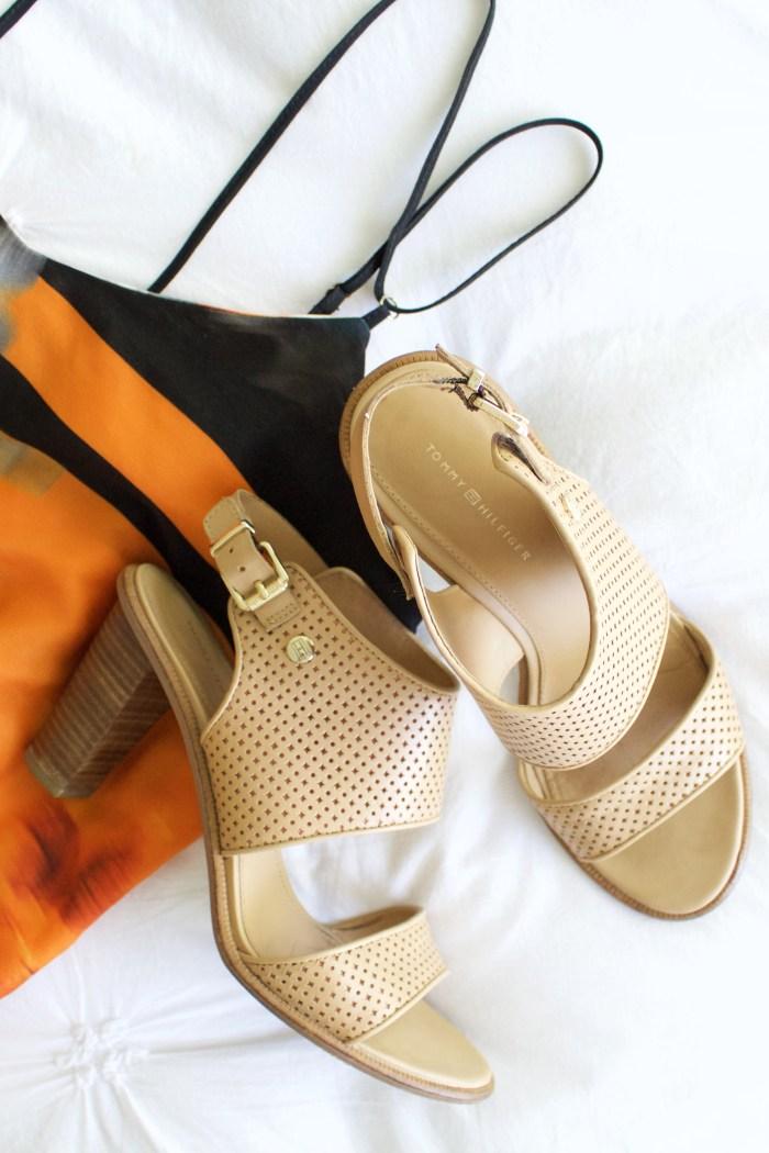 Tan Heels : The Essential Shoe