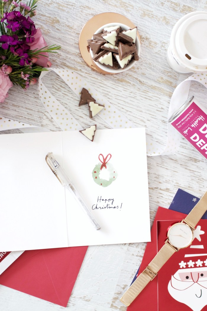 You've got mail : 5 reasons why we should still write a Christmas card