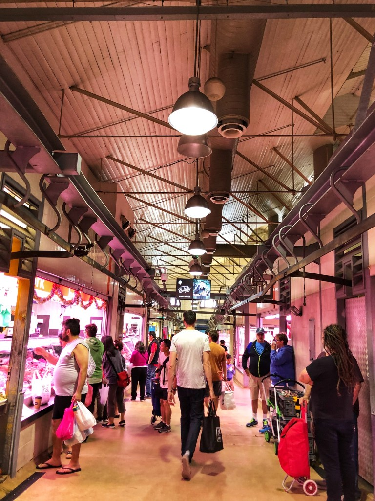 ultimate foodie tour queen victoria market melbourne lifestyle blogger danielle vella beauty blog things to do in melbourne markets