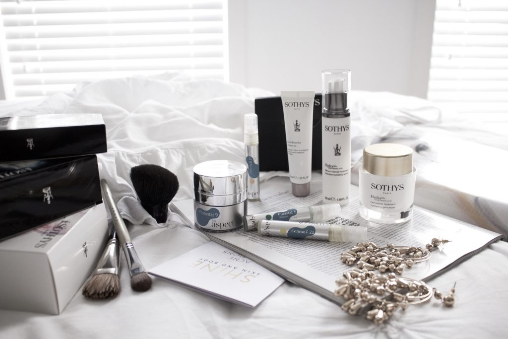 melbourne beauty blogger lifestyle shine skin and body extraction facials salon richmond soothys skincare luxury aspect