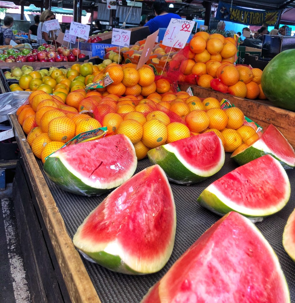 the ultimate foodie tour queen victoria market melbourne lifestyle blogger danielle vella to do in victoria fresh produce