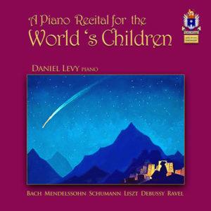 A PIANO RECITAL FOR THE WORLD'S CHILDREN