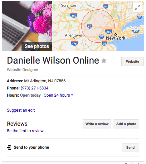 how to set up your google business listing completely free!