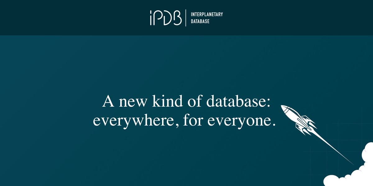 IPDB - Interplanetary Database