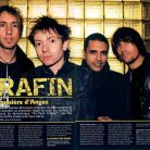 Serafin dans le magazine Rocksound
