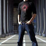 Portrait de Joe Duplantier, chanteur et guitariste de Gojira