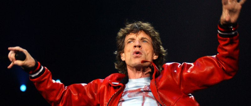 Mick Jagger - Rolling Stones