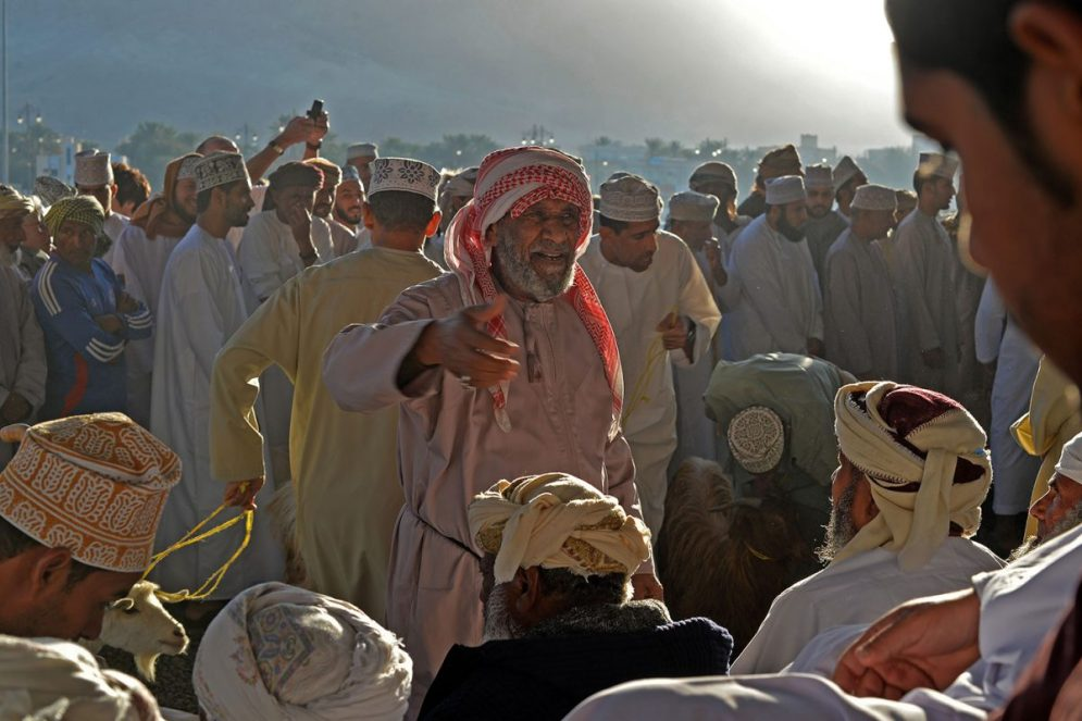 Résidence Artistique en Oman